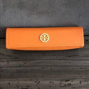 Tory Burch eyeglass case